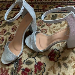 Windsor Sparkle Sandal Heel